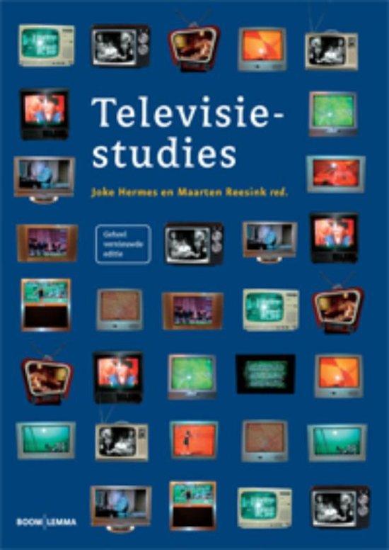 Televisiestudies