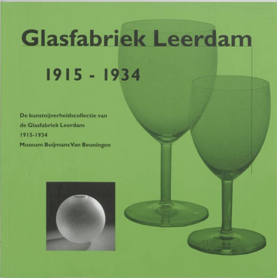 Glasfabriek Leerdam 1915-1934