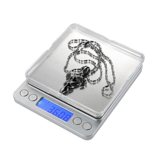 digitale keuken precisie weegschaal digitaal 0,01 gram tot 500 gram / Nauwkeurig / accurate scale