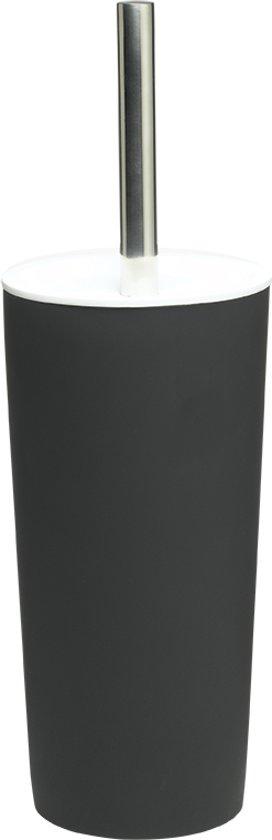 Sealskin Two Tone - Toiletborstel - 28 cm - Zwart