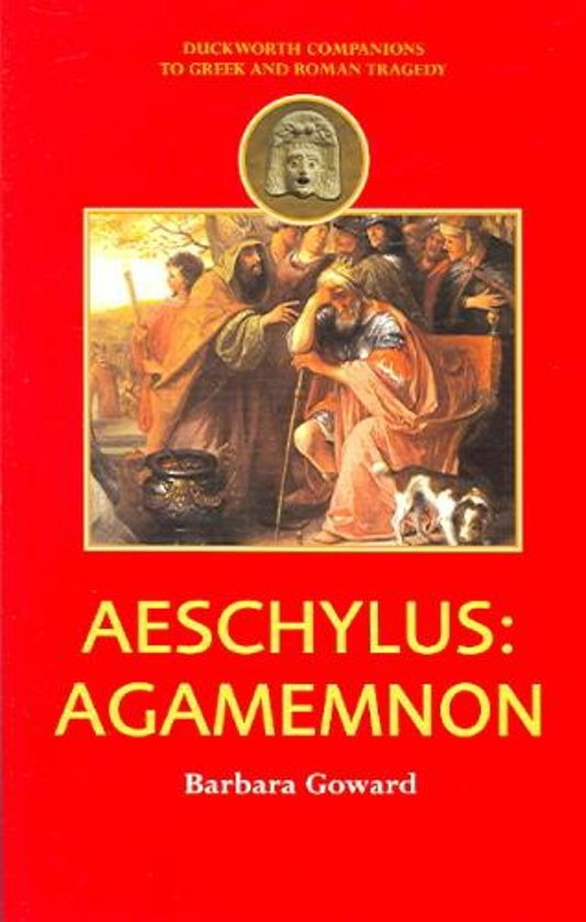 the plot of aeschylus's agamemnon based