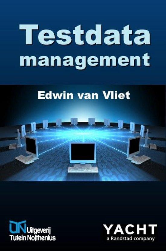 Cover van het boek 'Testdata Management / druk 1' van Edwin van Vliet