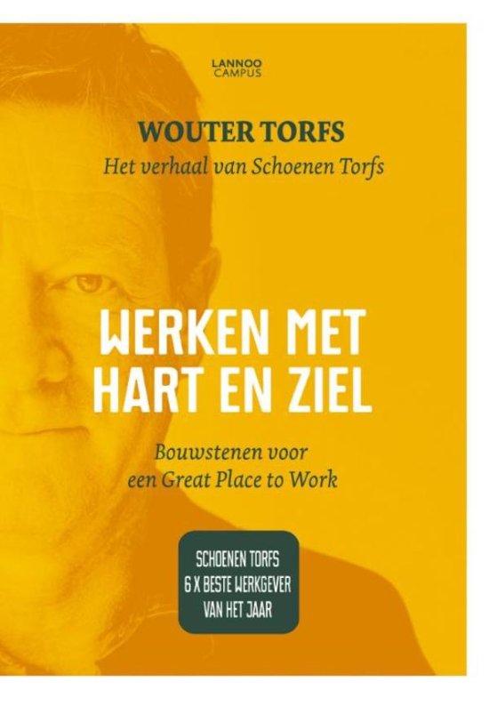 Boek cover Werken met hart en ziel van Wouter Torfs (Onbekend)