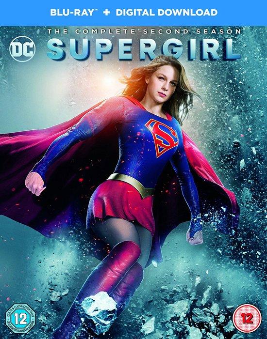 Supergirl - Seizoen 2  (Blu-ray) (Import)