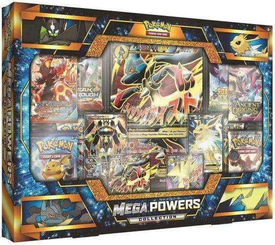 Pokemon TCG Mega Powers Collection