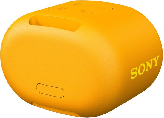 Sony SRSXB01 Geel
