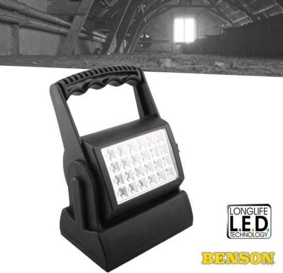 Benson WERK / HOBBYLAMP 24 LED