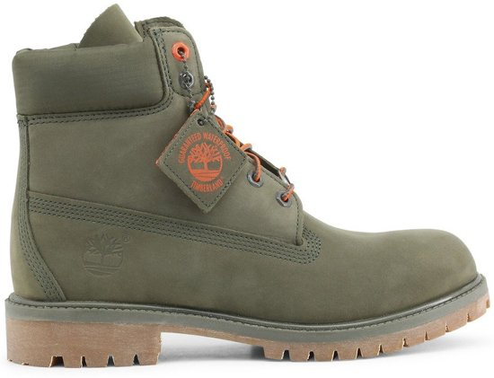 Green 44 Heren Timberland Dark Boots 6