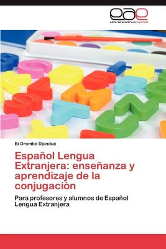Espanol Lengua Extranjera