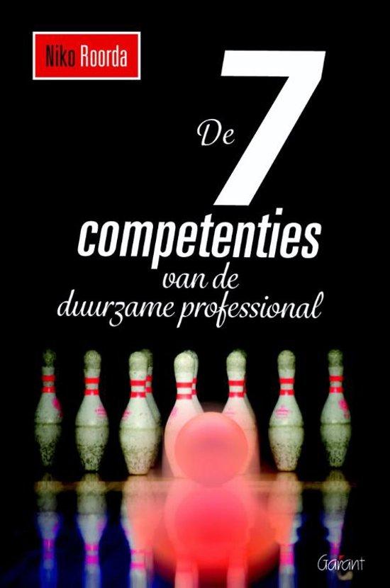 De zeven competenties van de duurzame professional