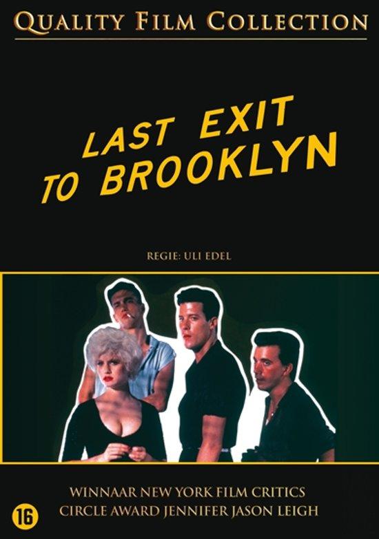 Cover van de film 'Last Exit To Brooklyn'