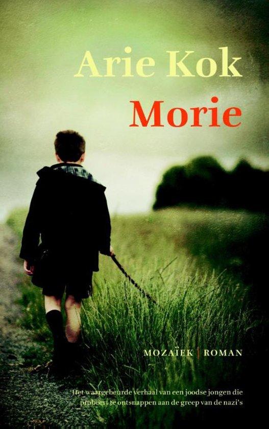 Boek cover Morie van Arie Kok (Onbekend)