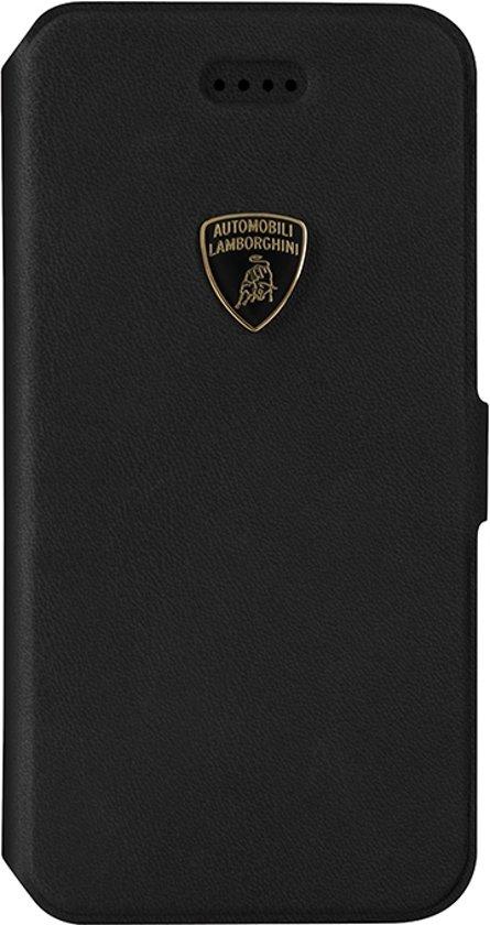 Lamborghini LA268806 Folioblad Zwart mobiele telefoon behuizingen