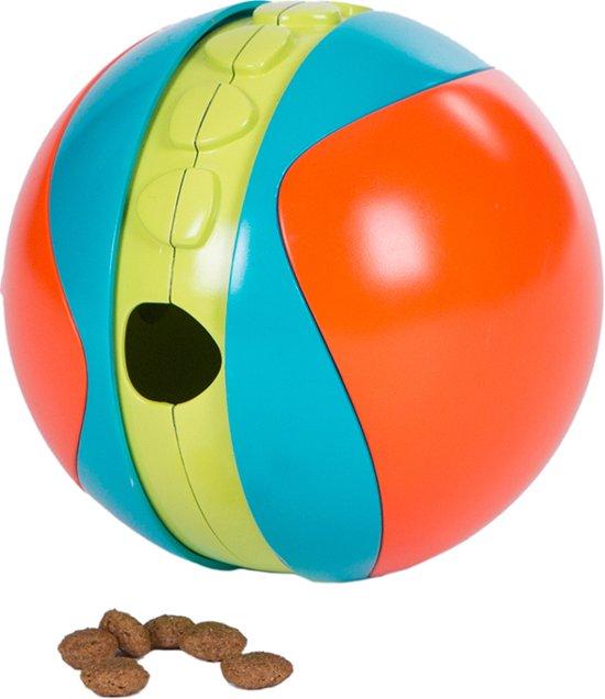 Outward Hound Treat Chaser - Hondenspeelgoed - Puzzel - 15 cm
