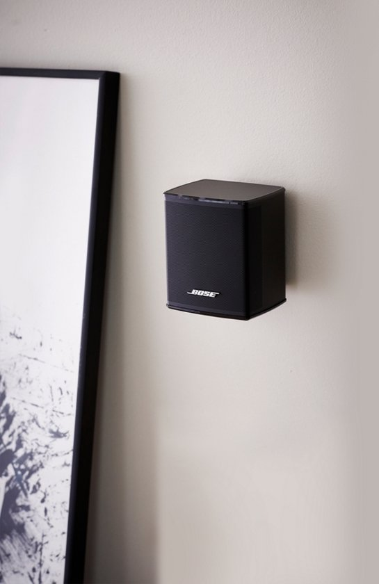 Bose Virtually lnvisible 300 Wireless Surround Speakers (per paar)