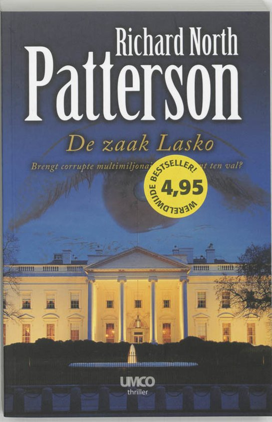 De zaak Lasko / druk Heruitgave - Voorkant