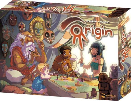 Origin - Bordspel