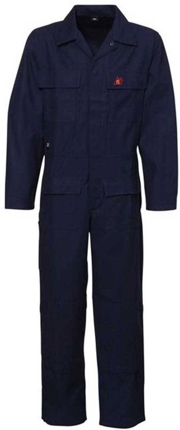Probatex overall FR-AST marineblauw