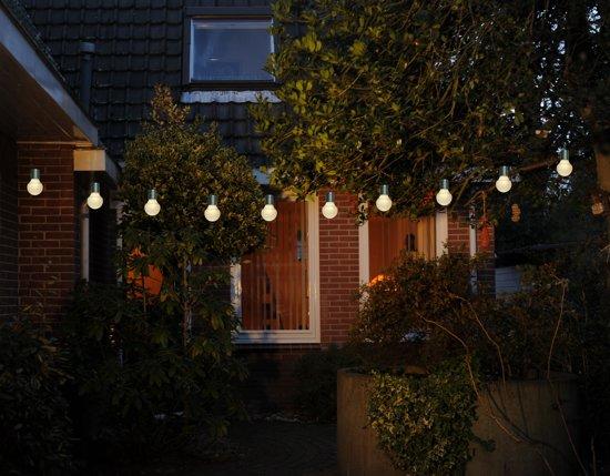 Partyverlichting - Feestverlichting - CBD - 20 LED 5 cm - Warm Wit