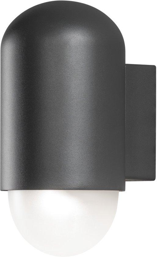 Konstsmide - SASSARI LED Wandarmatuur antraciet