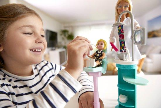 Barbie Careers Tandarts - Barbiepop