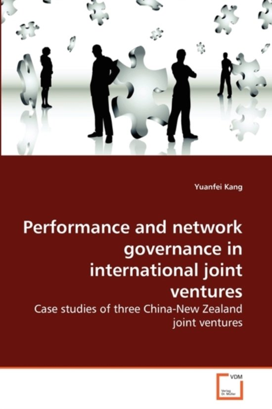 problems of international joint ventures in Analysis of the 'interaction and networks' and 'chinese management' literature that have developed joint ventures with chinese and to 'facilitate international.
