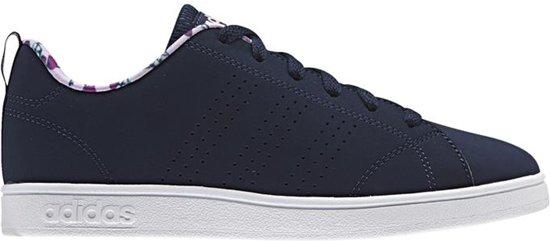 Adidas Advantage Clean - Kinderschoen - Navy/Lila - Maat 30