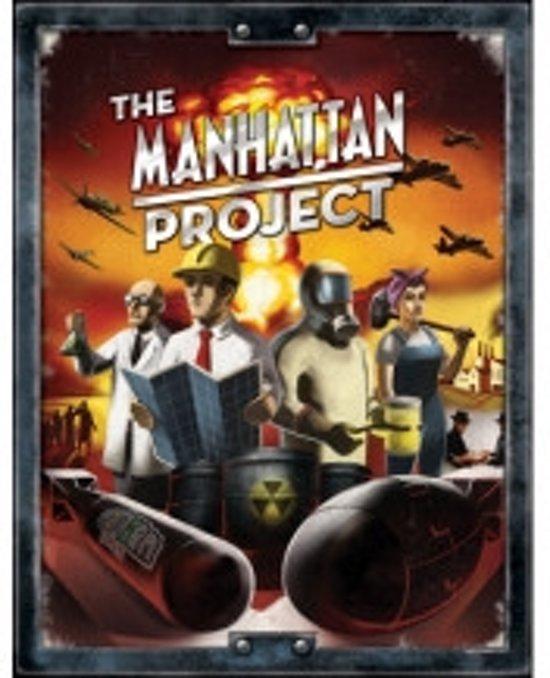 Afbeelding van het spel Manhattan Project - Board Game