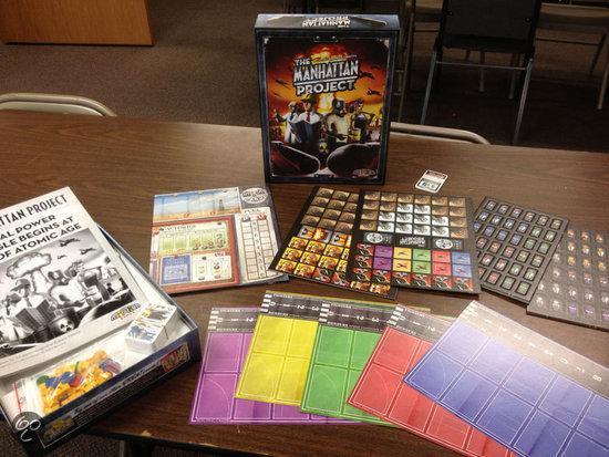 Manhattan Project - Board Game