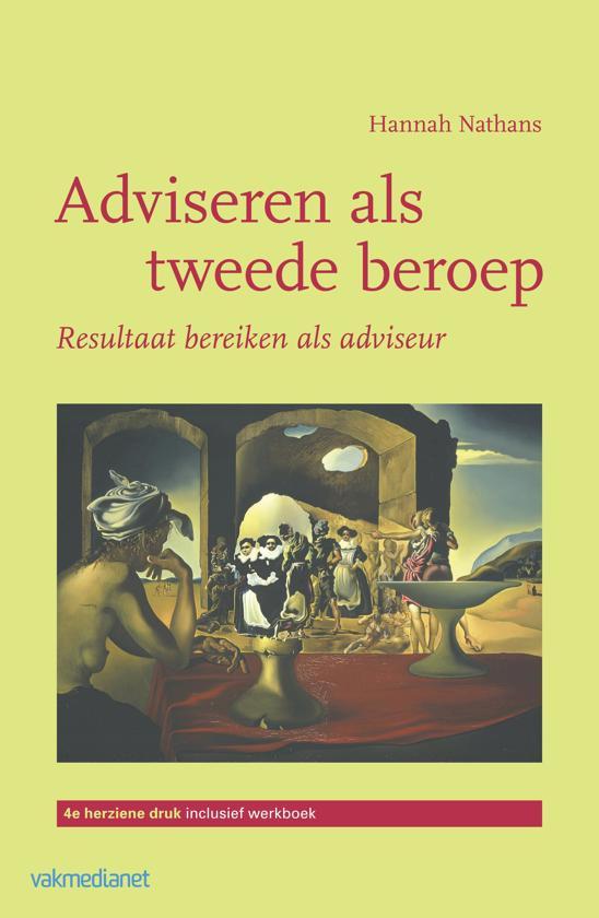 Adviseren als tweede beroep