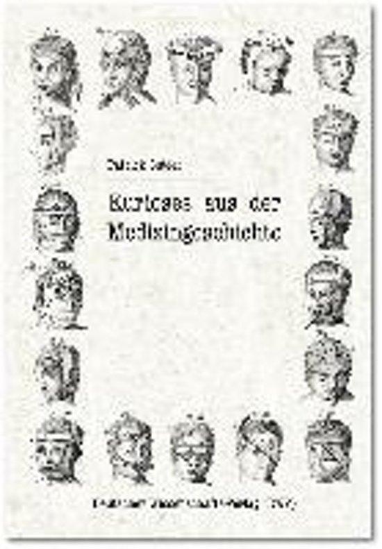 Kurioses aus der Medizingeschichte