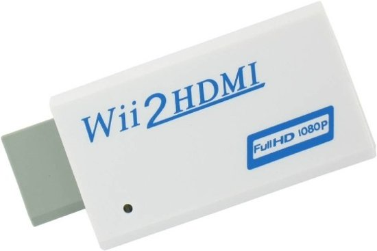 Nintendo Wii naar HDMI Converter Adapter