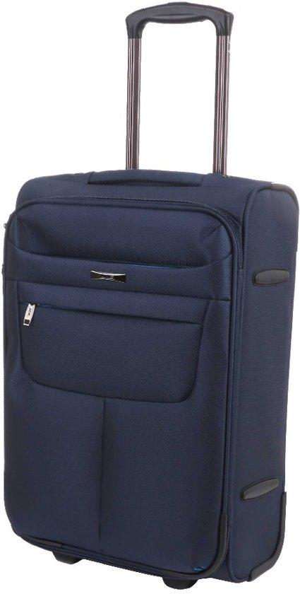 Line Dawson Upright handbagage 55 cm navy