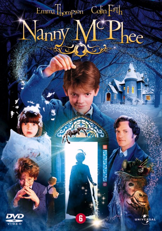 Nanny McPhee - dvd