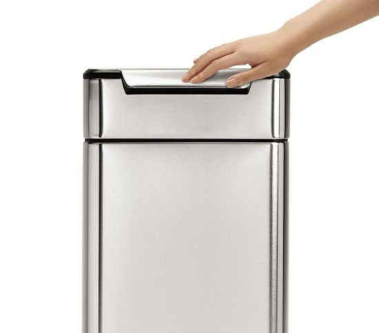 Simplehuman Rectangular Touch Bar 30 Liter