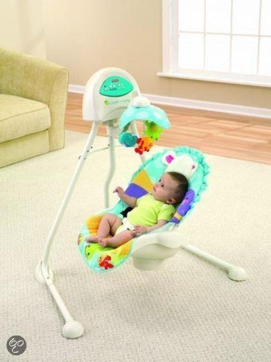 Uitgelezene bol.com | T2535 Precious Planet Cradle Swing, Fisher-Price | Speelgoed YG-16