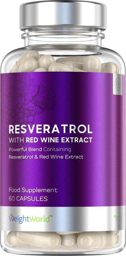 resveratrol rode wijn
