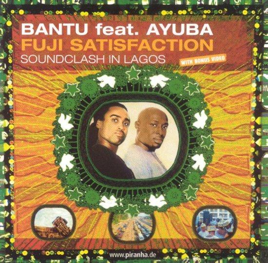 Fuji Satisfaction: Soundclash in Lagos