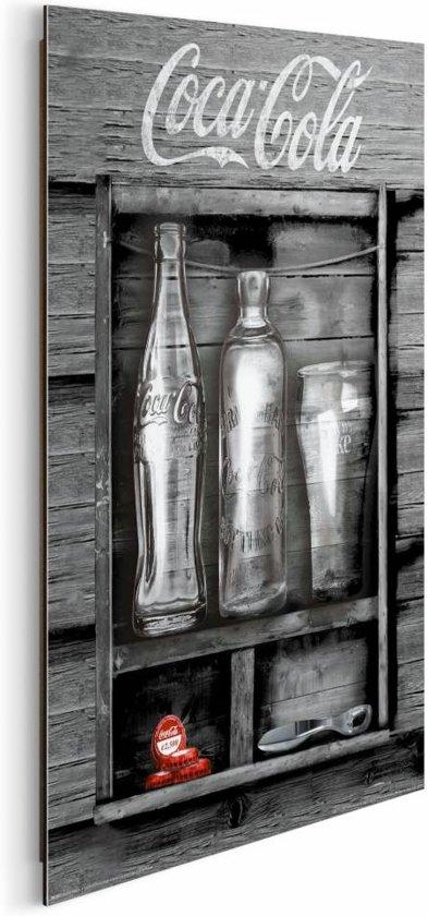Reinders coca cola vintage schilderij 40x50cm - Deco schilderij slaapkamer kind ...