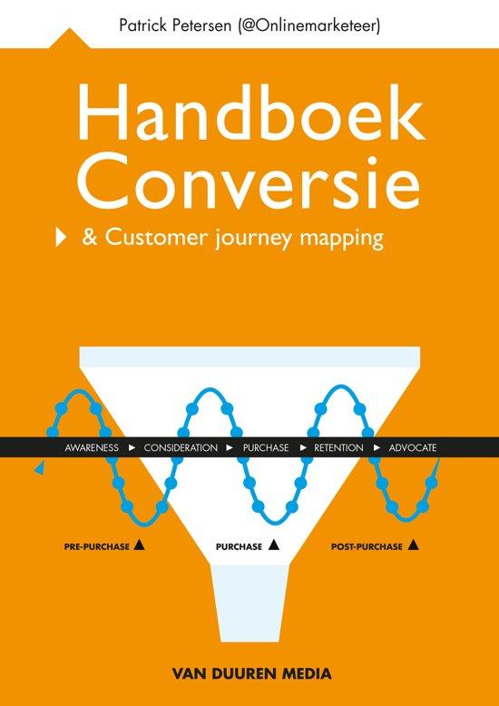 Handboek conversie & customer journey mapping