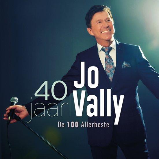 Jo Vally - 40 Jaar Jo Vally - De 100 Allerbest