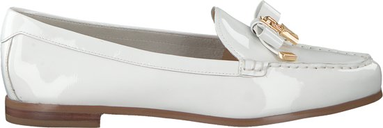 86e52dab350 bol.com | Michael Kors Dames Loafers Alice Loafer - Wit - Maat 38