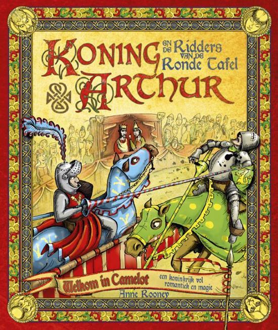 Koning Arthur Ronde Tafel.Bol Com Koning Arthur En De Ridders Van De Ronde Tafel