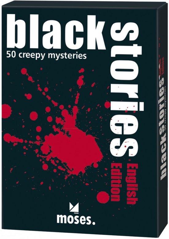Afbeelding van het spel Black Stories