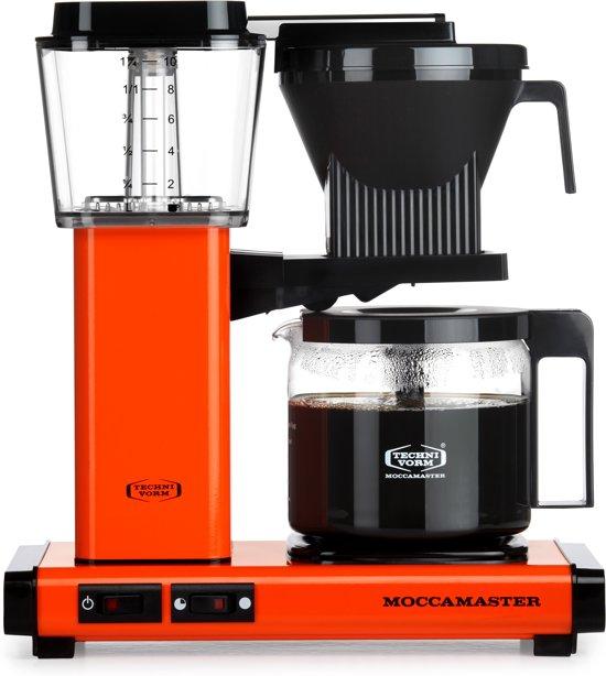 Technivorm Moccamaster KBG741 AO Oranje