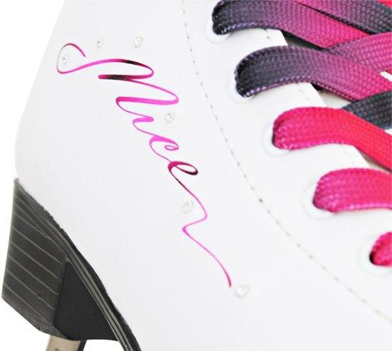 Tempish Schaatsen - Maat 38 - Vrouwen - wit/paars/roze