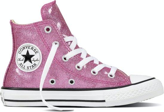 eec50ebefba bol.com   Converse All Stars SE 660043c Roze Glitters-31