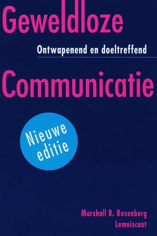 Geweldloze communicatie