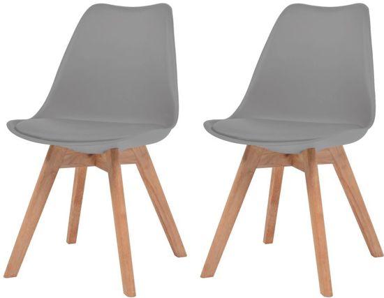 Eettafel met stoelen grijs eettafel stoelen verrijdbaar kleur