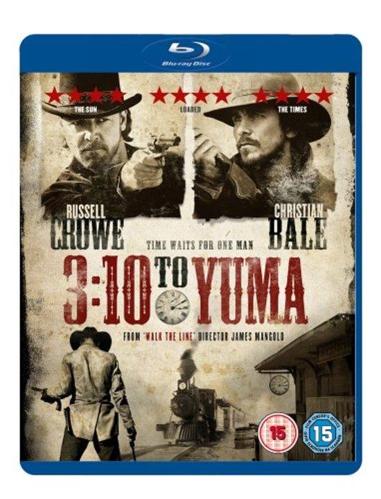 Cover van de film '3:10 To Yuma'